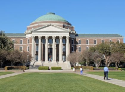 Dallas_Hall_Southern_Methodist_University