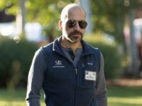 Dara Khosrowshahi (Drew Angerer / Getty)
