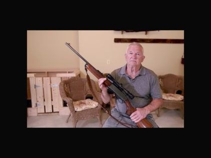 Don Hall, a 70-year-old Vietnam veteran, said he was sitting in his Taberg, New York, home watching television when deputies knocked on his door, then entered and confiscated his firearms.