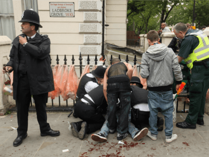 England Knife, Gun, Rape Attacks and Homicide Continue Rapid Rise
