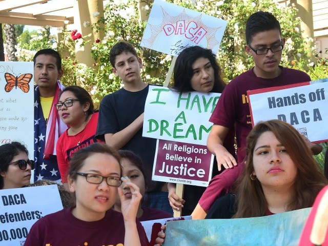 The Obama-installed Deferred Action for Childhood Arrivals has not attracted many of the 800,000 young illegal aliens eligible for the program