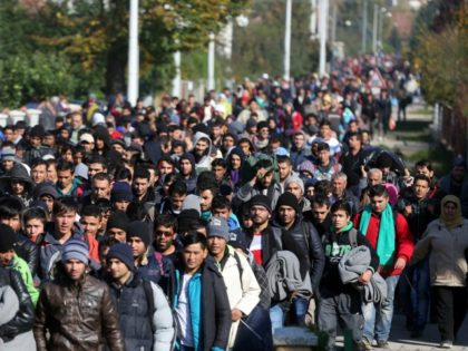 Erdogan Opens the Gates: Syrian Migrants Granted Unhindered Passage to Europe