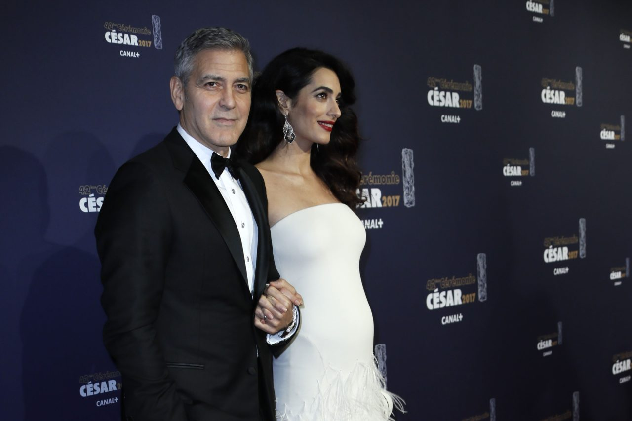 George and Amal Clooney Just Gave $1 Million to Fight Hate Groups
