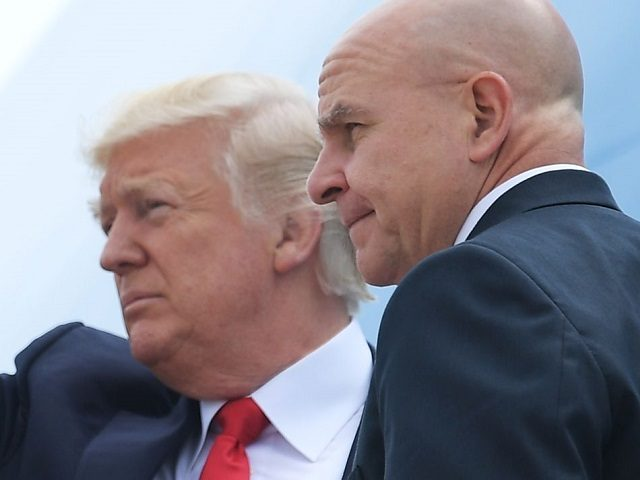 Twitter Smells Something Fishy About That McMaster-Trump 'Idiot' Story