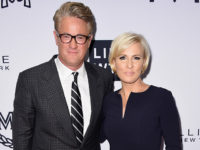 NEW YORK, NY - SEPTEMBER 08: MSNBC hosts Joe Scarborough and Mika Brzezinski attend the Daily Front Row's Fashion Media Awards at Four Seasons Hotel New York Downtown on September 8, 2017 in New York City. (Photo by Michael Loccisano/Getty Images for Daily Front Row)