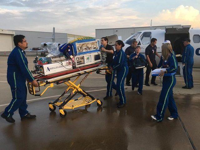 Texas Hospitals Evacuating Babies Ahead Of Hurricane Harvey