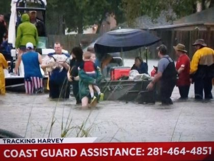 Contact number for Houstonians in need of Coast Guard Helicopter Rescue
