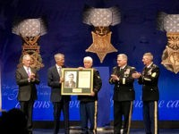 Pentagon Inducts Vietnam Vet, Medal of Honor Recipient James McCloughan into Hall of Heroes