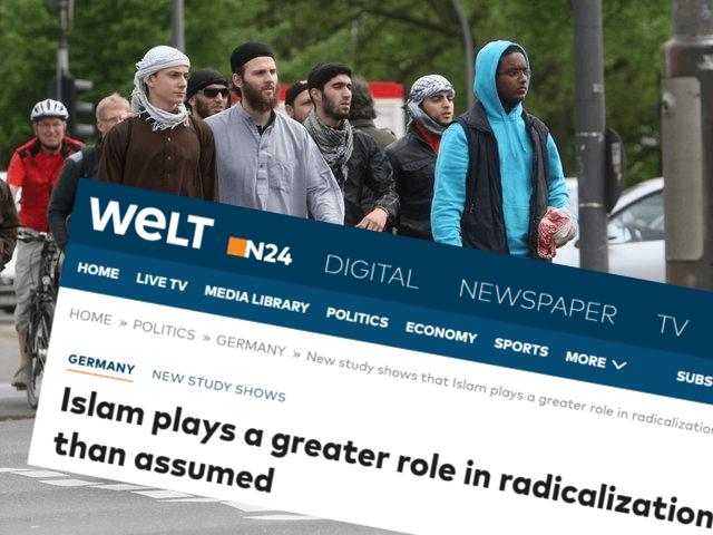 Islam Radicalisation