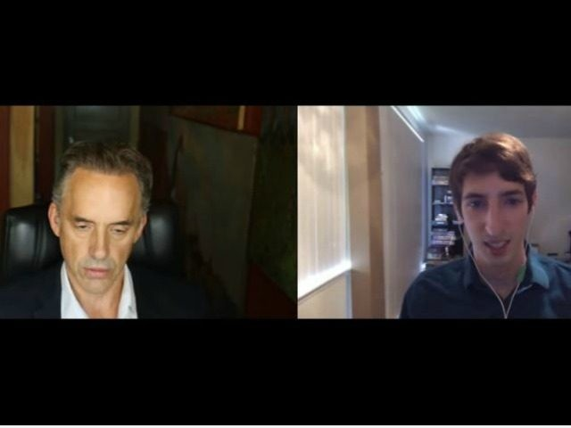 Jordan Peterson and James Damore