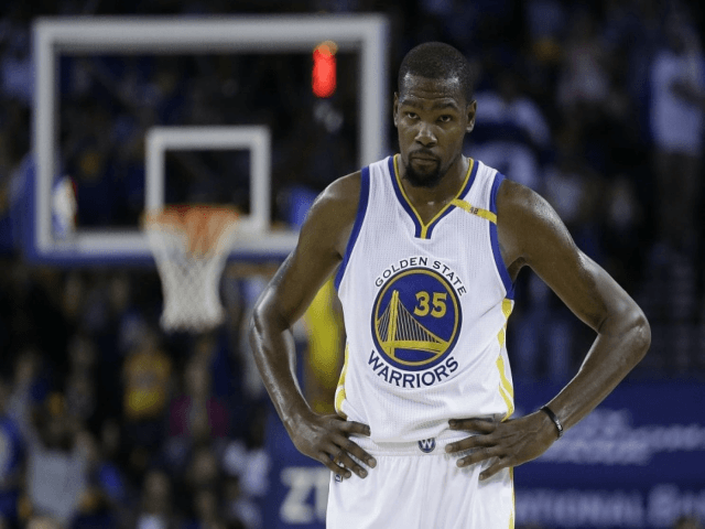 Kevin Durant won't visit White House with Trump in office