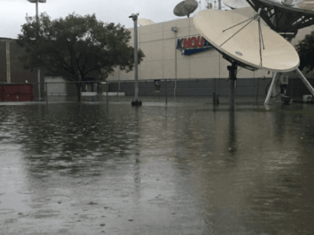 KHOU Flooded