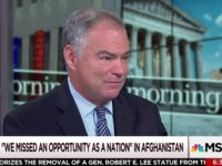 Dem Sen Kaine: Virginia State Gov't Elections 'Will Be a Bellwether for 2018'