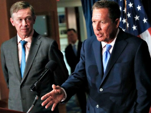 John Kasich and John Hickenlooper