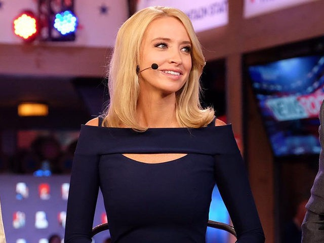 Kayleigh McEnany, formerly of CNN, is now a spokeswoman for the Republican National Committee.