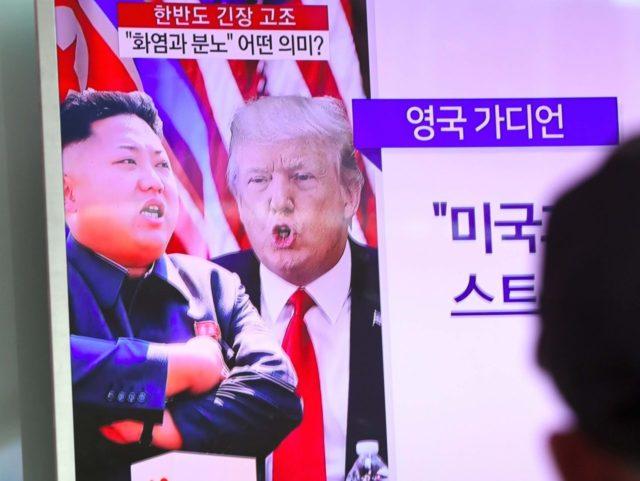 Kim Trump (Jung Yeon-je / AFP / Getty)