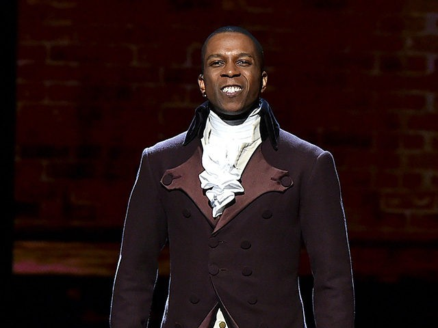 'Hamilton' Star Maybe Washington, Jefferson Statues Should Come Down