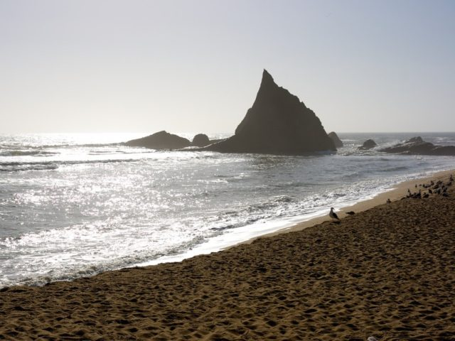 Martins Beach (Marcin Wichary / Flickr / CC / Cropped)