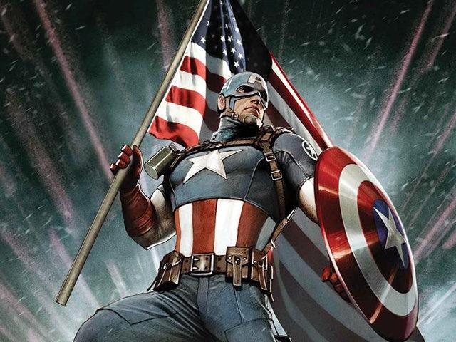 MarvelSecretEmpireCaptainAmerica
