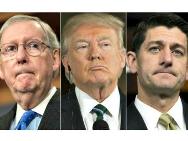 McConnell feud threatens Republican agenda