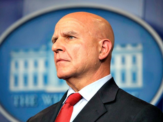 McMaster Worked at Think Tank Backed by Soros-Funded Group that Helped Obama Sell Iran Nuclear Deal - Breitbart