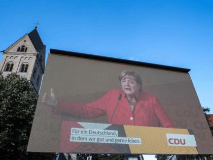 Merkel Telescreen
