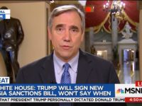 Dem Sen Merkley: Trump's Infrastructure Plan Has the 'Diabolical' 'Selling off' of 'America's Infrastructure to Wall Street'