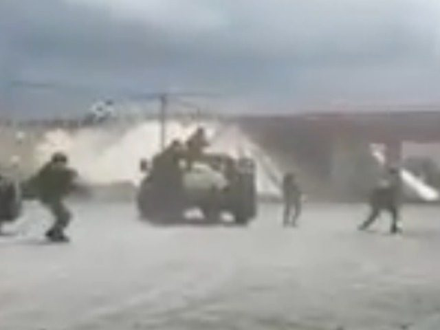 Mexican Army Fights Cartel