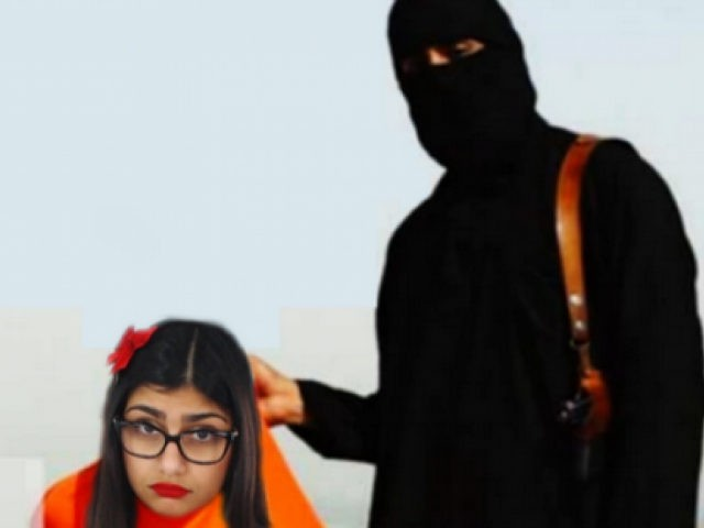 Former Lebanese-American Internet porn star Mia Khalifa says that Muslims and jihadist groups such as ISIS continue to send her death threats even though she has quit her porn career. The now 23-year-old woman who came to the U.S. from Lebanon when she was ten says that ISIS and other …