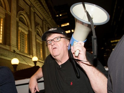 Michael Moore: Demolish Minneapolis Police HQ as 'Contrition to Black America'