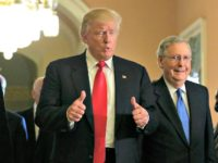 Donald Trump and Mitch McConnell Declare a Truce