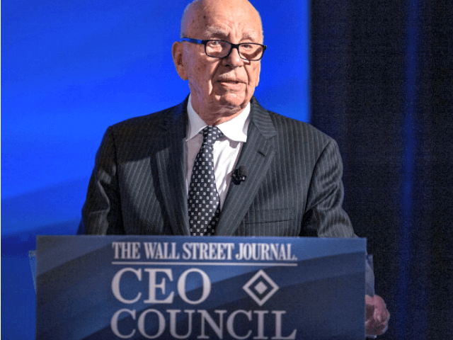 Rupert Murdoch PAUL J. RICHARDS:AFP:Getty Images