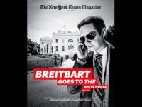 Breitbart News Charlie Spiering New York Times Magazine Cover