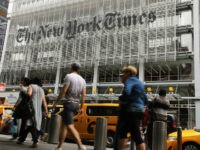 Nolte: The Radical Tail Wags the Dog at the New York Times