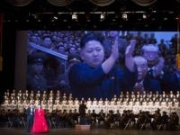 North Korea symphony orchestra (David Guttenfelder / Associated Press)