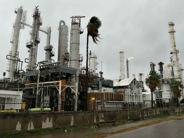 Oil Refinery Shutdown Joe RaedleGetty Images