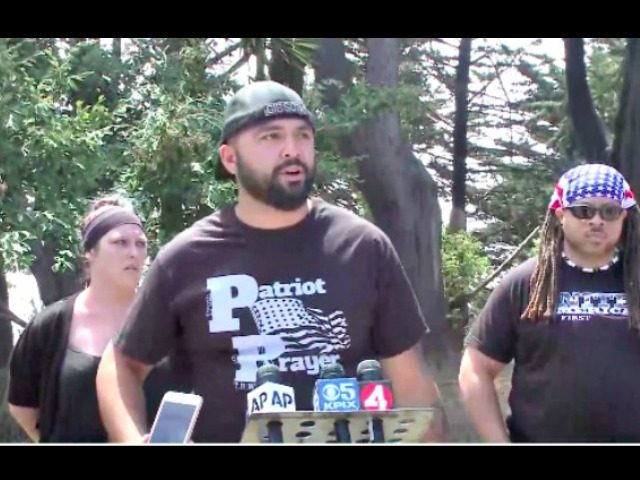 Patriot Prayer CBS Local