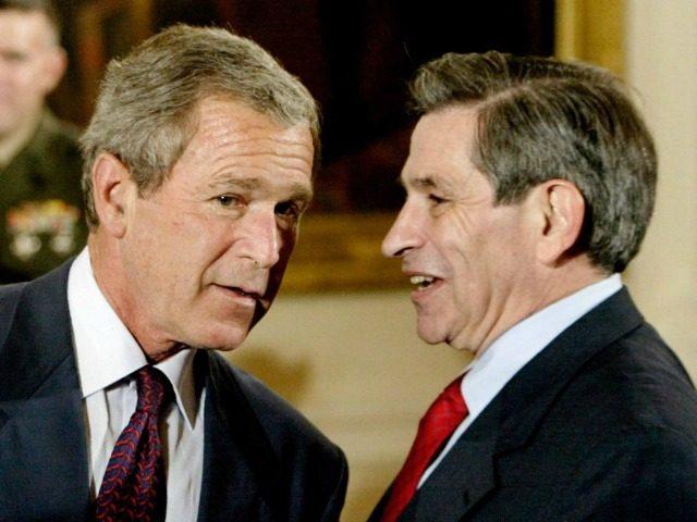 Paul Wolfowitz George W Bush Neocons