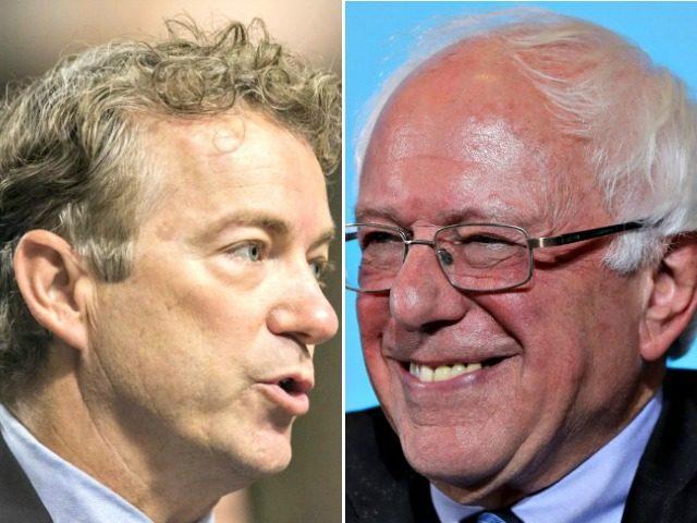 Rand Paul vs Bernie Sanders
