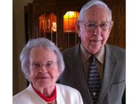 Together in Death: Couple Married 77 Years Buried Holding Hands in Same Casket