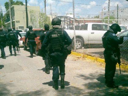 Reynosa Grenade