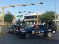 Eight Bystanders Injured in Border City Cartel Clash