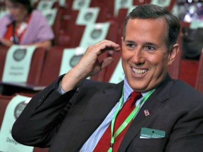 Rick Santorum Joe RaedleGetty