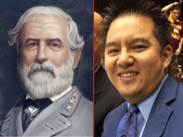 Robert Lee and Robert E Lee