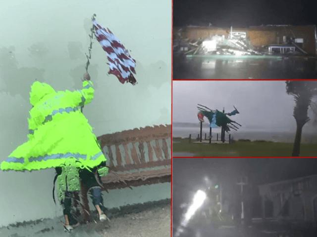 Rockport - Aransas Pass - Fulton - Hurricane Harvey