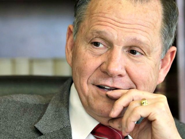 Alabama Senate GOP Front-Runner Roy Moore: Obama Not Born In America