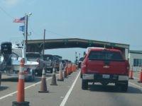 Sarita Border Patrol Checkpoint