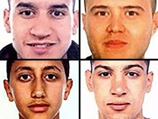 Spain Terrorists