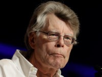 Stephen King Urges Gun Grabbers 'Don't Let Up'