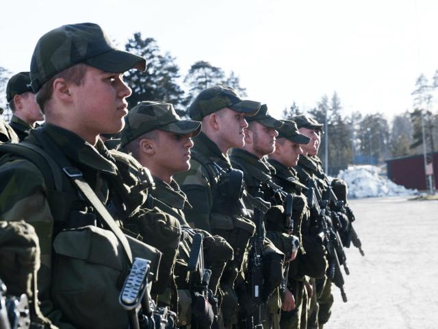 swedish army gay